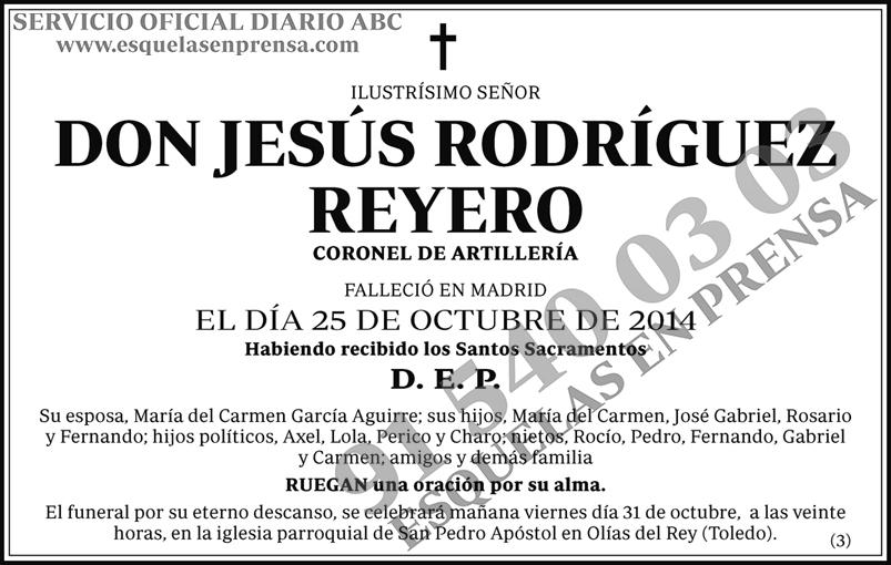 Jesús Rodríguez Reyero